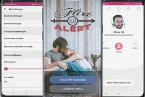 Flirt-Alert – Singles in deiner Nähe