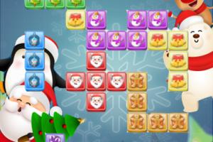 Santas Auftrag – Block Puzzle